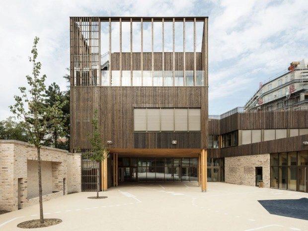 Ecole maternelle Vincent Auriol / SEMAPA